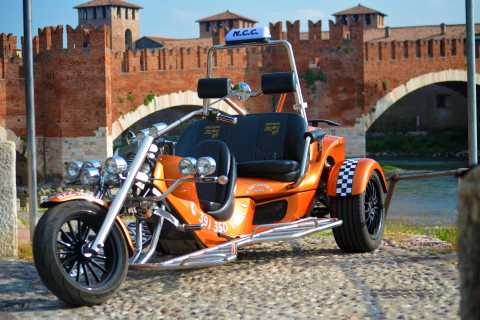 Lake Garda Transfer by Trike