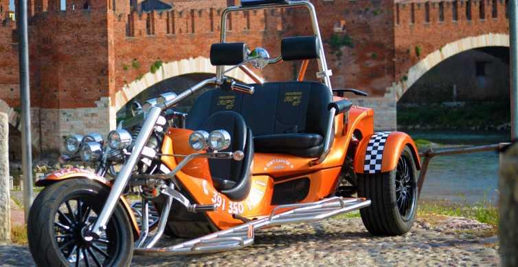 Lake Garda Transfer by Trike