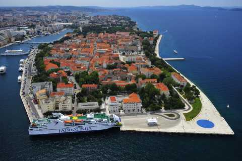 Zadar Sunset Tour from Split or Trogir