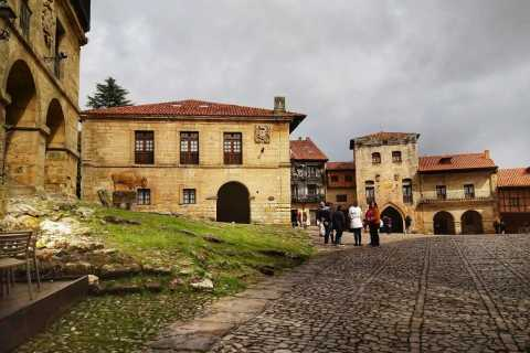 From Santander: Santillana del Mar & Altamira Museum Tour