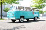 Berlin: 2-Hour Discovery Tour in a Volkswagen T2 Van