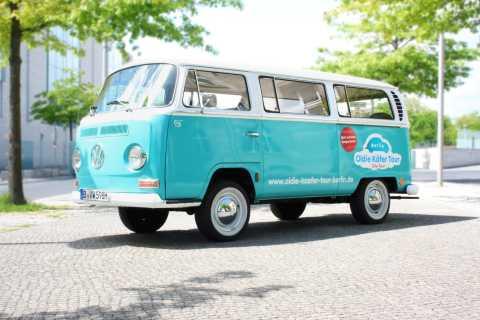 Berlin: Entdeckungstour in einem T2-Bus von Volkswagen