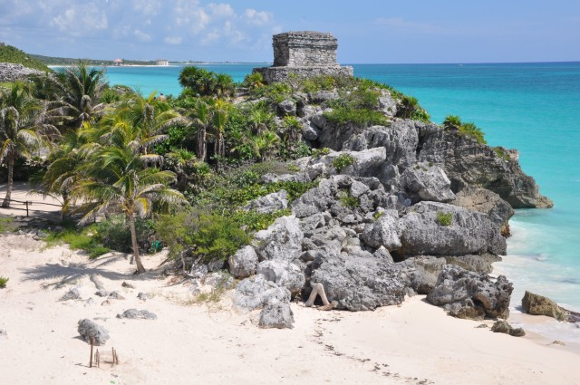 From Cancun/Riviera Maya: Early Access Tulum Tour