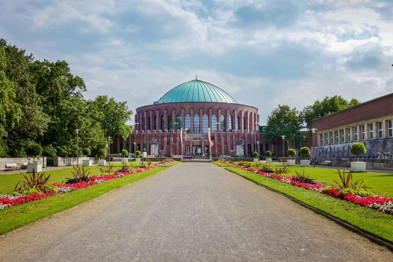 Düsseldorf: Klassische City Segway Tour