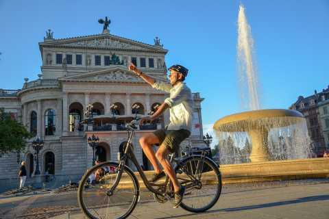 Frankfurt: 3-Hour Bike Tour