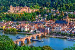 Excursão de 6 Horas a Heidelberg saindo de Frankfurt