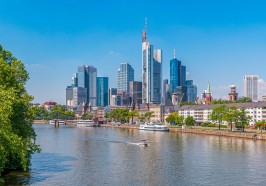 What to do in Frankfurt/Main - Frankfurt Sightseeing Cruise: 1 or 2 Hours
