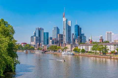 Frankfurt Sightseeing Cruise: 1 or 2 Hours
