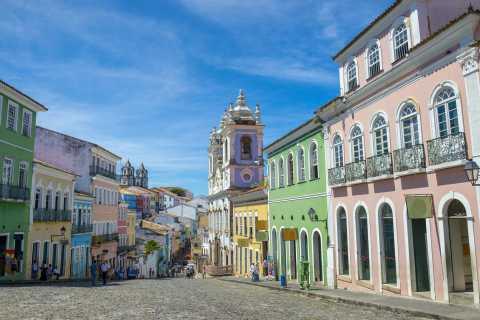 Salvador Historic Experience - Pelourinho & Lacerda Elevator