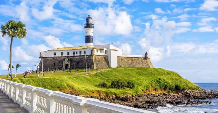 Salvador: Full-day City Tour of Historic Landmarks