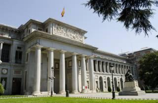 Madrid Walking Tour und Prado Museum Überspringen Sie das Line Ticket
