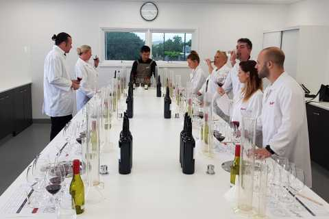 Barossa via Adelaide Hills Intimate Wineries Tour