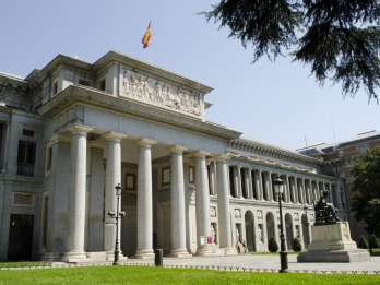 Madrid City Bus Tour und Prado Museum Ticket ohne Anstehen