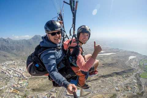 Costa Adeje: Tandem Paragliding Flight
