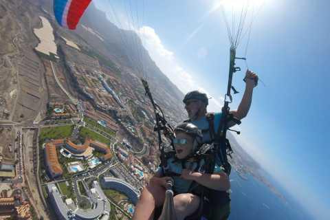 Barranco del Infierno Paragliding Experience