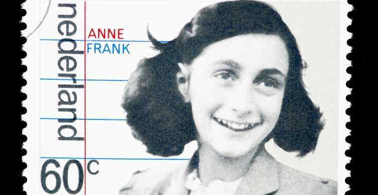 Amsterdam: Gåtur med den fascinerende historie om Anne Frank