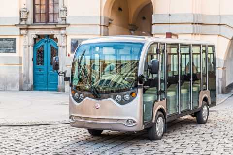 Wroclaw: 2-Hour Private Guided Tour by Electric Car