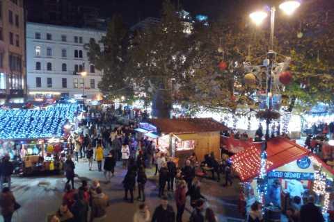 Budapest: Weihnachtsmarkt-Rundgang