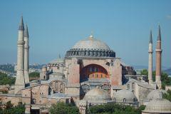 Santa Sofia: Excursão Guiada com Ingresso Sem Fila