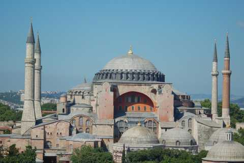 Hagia Sophia: Skip-the-Line Ticket with Guided Tour