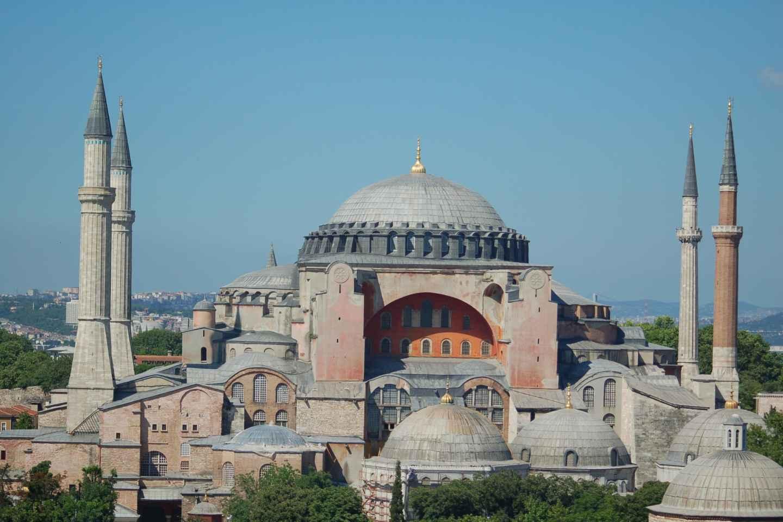 Hagia Sophia: Eintritt mit Führung