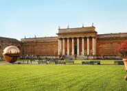 Vatikanstadt-Tour mit exklusiven Sehenswürdigkeiten