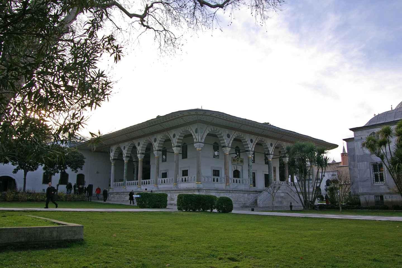 Istanbul: Führung im Topkapi-Palast ohne Anstehen