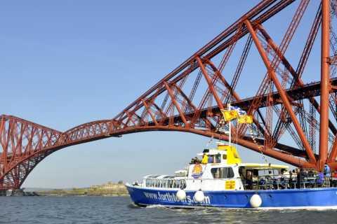 Firth of Forth: crucero de 90 minutos en tres puentes