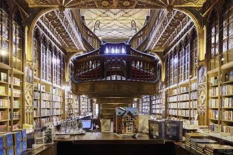 Porto: tour della città a piedi di 3 ore e visita alla libreria Lello