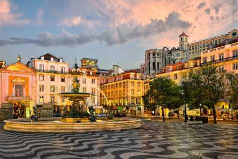 Lissabon: Sehenswürdigkeiten und Denkmäler - Rundgang