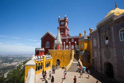 Sintra and Cascais Full Day Tour from Lisbon