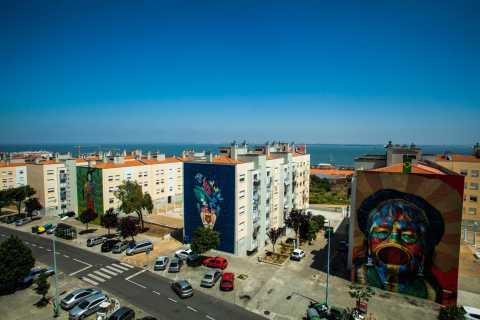 Lisbon: Street Art Tuk Tuk Tour