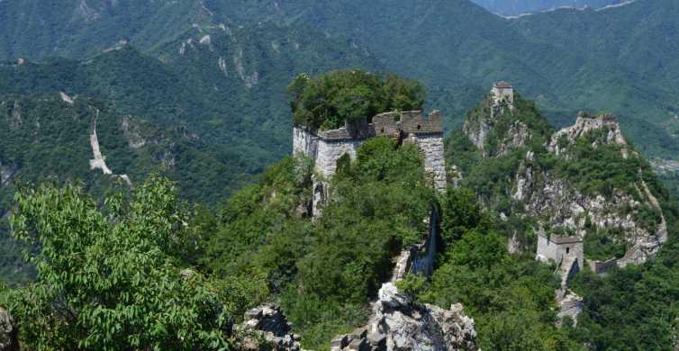 Jiankou to Mutianyu Great Wall Small Group Hike