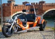 Verona: Privattransfer und Sightseeing mit dem Trike
