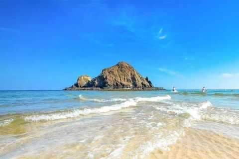 Fujairah: snorkeling e pranzo a Snoopy Island e Sandy Beach