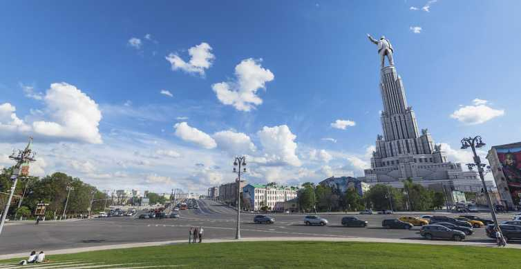Moscow: Soviet Tour with Virtual Reality Glasses