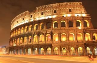 Rom 1-tägige individuelle Exkursion von Mailand mit Mittagessen