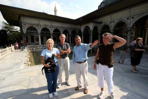 Istanbul Sultanahmet Old City Tour