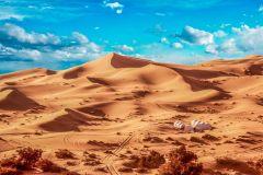 Marrakech: 3 Dias e 2 Noites no Deserto do Saara