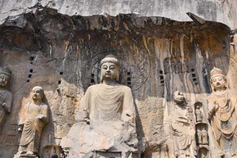 Luoyang: Private Day-Tour from Xian by Bullet Train
