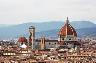 Ab Livorno: Landausflug nach Florenz und Pisa
