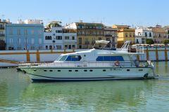 Sevilha: Cruzeiro de Iate no rio Guadalquivir
