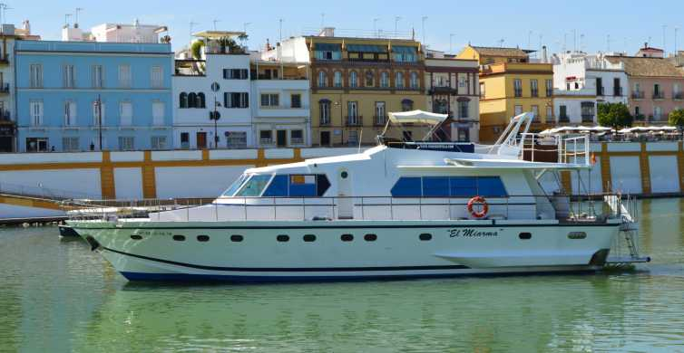 Seville: Yacht Cruise Along the Guadalquivir