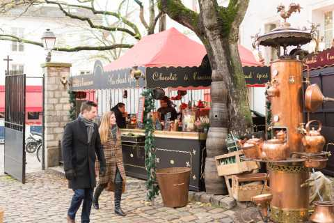 Paris: 3–Hour Montmartre Cheese, Wine and Pastry Tour