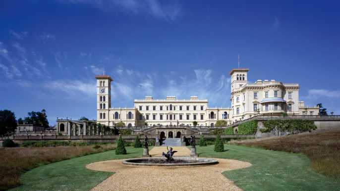 Isle of Wight: Osborne Admission Ticket