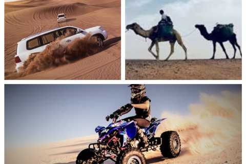 Doha: 5-Hour Desert Safari Package