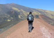 Ab Catania: Einfaches Ätna-Wander-Erlebnis Tagestour