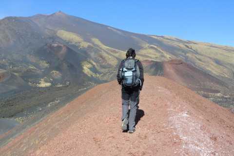 Trekking sull'Etna da Catania