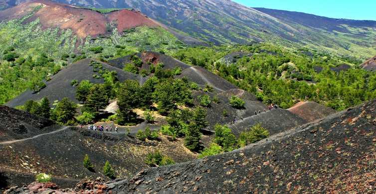 Etna: trekking e tour enologico