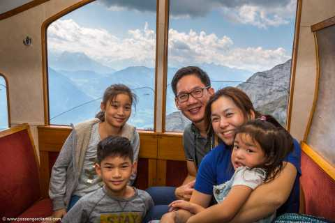 Mt. Pilatus Day Photo Tour from Lucerne